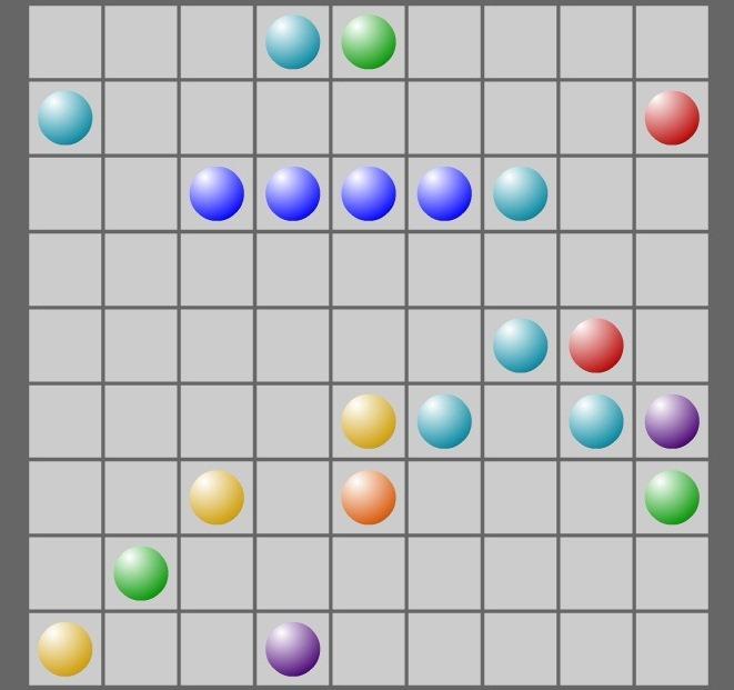 игры шарики линека