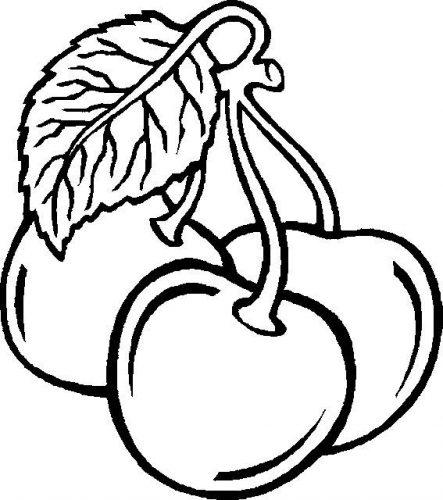 Яблоко картинка раскраска. Раскрашиваем фрукты: яблоки ...