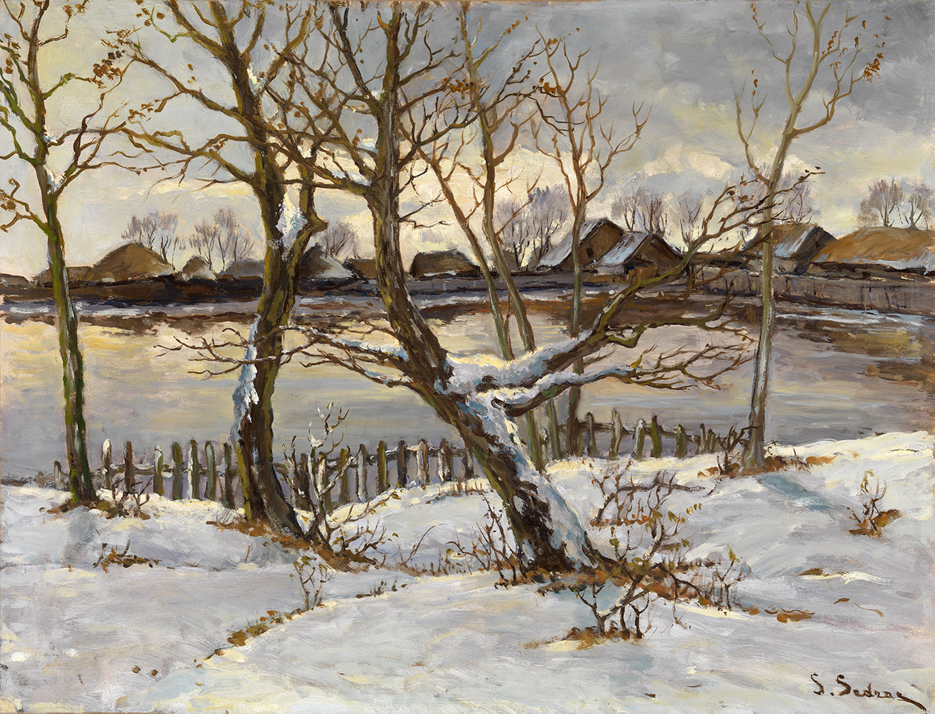 SEDRAC, SERGE Russian Winter