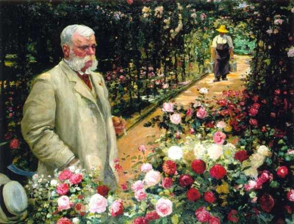 Молоденькая Девушка Ласкает Себя Цветком Розы